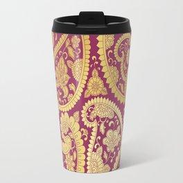 Seamless Art - 1 Travel Mug