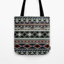 Invert Pattern Tote Bag