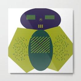 Moru Dachi Metal Print