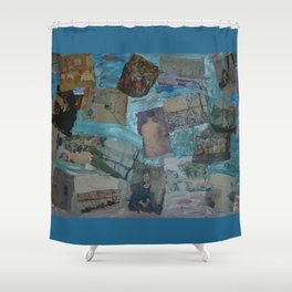 The Impressionists No. 4 COL140215d Shower Curtain
