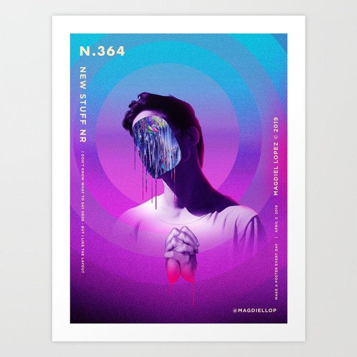 New Stuff Art Print