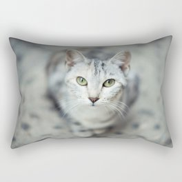 Cat's eyes Rectangular Pillow