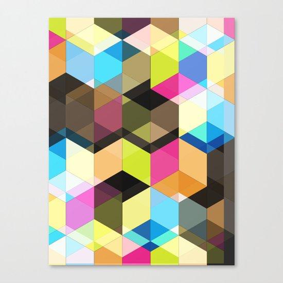 Modern 01 Canvas Print