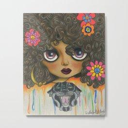 Aisha Metal Print