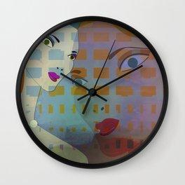 JEZEBEL-15b Wall Clock