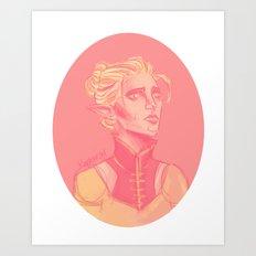 Orana Art Print