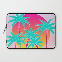 Hello Miami Sunset Laptop Sleeve