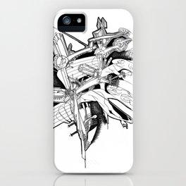 Graphics 016 iPhone Case