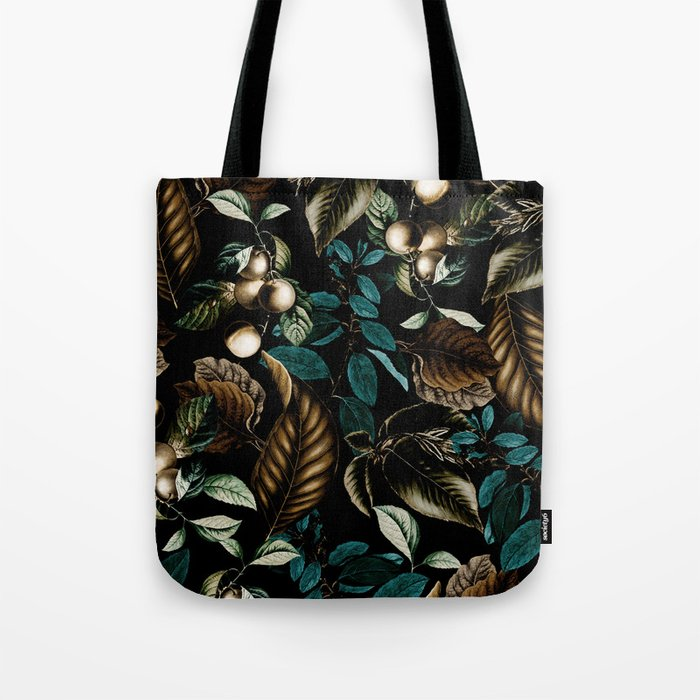Tropical Night Tote Bag