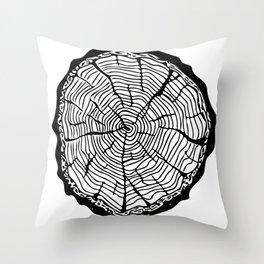 El soc Throw Pillow