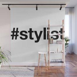 STYLIST Wall Mural