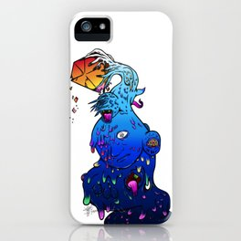 Gnarled-Root iPhone Case