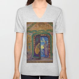 The Messenger - Digital Remastered Edition Unisex V-Neck