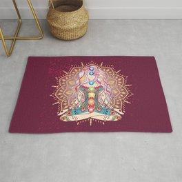 Balanced Chakras 1 Rug