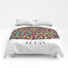 Poofy Aziz Comforters