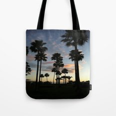 santa barbara sky Tote Bag
