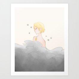 Laurent Art Print
