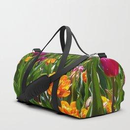 COLOR COLLABORATION CELEBRATION Duffle Bag