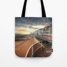 Hastings At Sunset Tote Bag