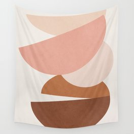 Abstract Stack II Wall Tapestry