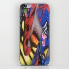 ButterFlys iPhone & iPod Skin