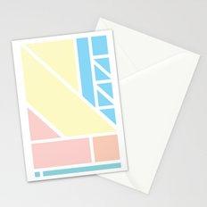 nova nouveau Stationery Cards