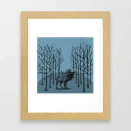 Wilderness Framed Art Print