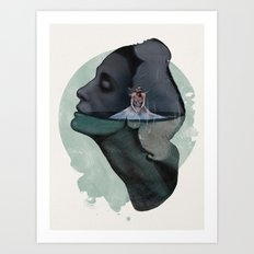 Maya Plisetskaya Swan Lake Art Print