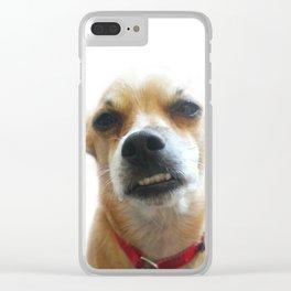 Quiero Clear iPhone Case