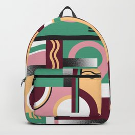 Bauhaus/ Deco 2 Backpack