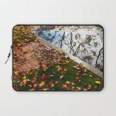 Wet December Morning in California Heights Laptop Sleeve