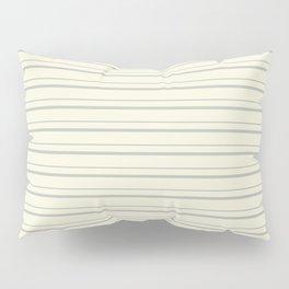 Benjamin Moore 2019 Color of the Year 2019 Metropolitan Light Gray on Lemon Chiffon Pale Pastel Yell Pillow Sham