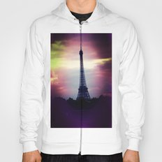 Colorful Tower Hoody