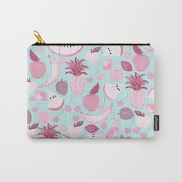 Fruit Punch Blush I Carry-All Pouch