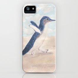 Fairy Penguin iPhone Case