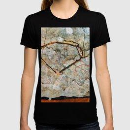 Egon Schiele Winter Tree T-shirt