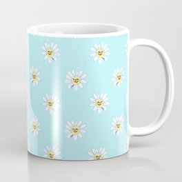 Happy Marguerite - Summer Flower Coffee Mug