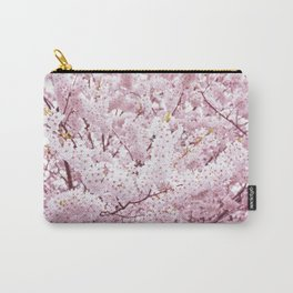 High Park Cherry Blossoms on May 11th, 2018. XII Carry-All Pouch