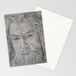 Sorcerer Stationery Cards