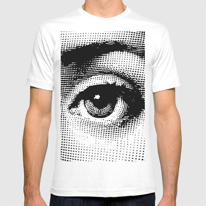 Lina Cavalieri Eye 02 T-shirt