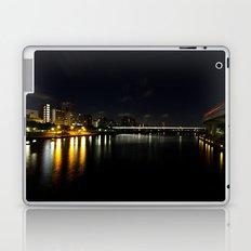 Tokyo Night Laptop & iPad Skin