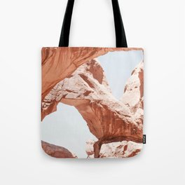 Desert Arches Tote Bag