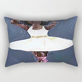 -all that grace  Rectangular Pillow