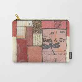 Flying Colors in Red Carry-All Pouch