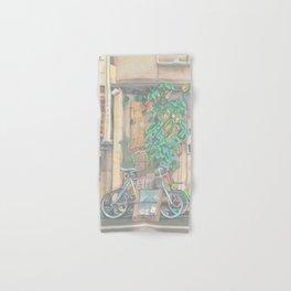 A Dream Cafe Art Series #8 Hand & Bath Towel