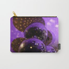 Disco Ball Carry-All Pouch