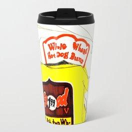 Top Wheat Travel Mug
