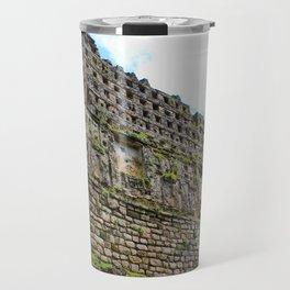Ruins of Yaxchilan Travel Mug