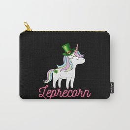 Leprecorn st patrick's day Carry-All Pouch
