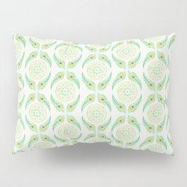 Peacock Mandala Pillow Sham